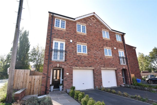 Thumbnail Semi-detached house to rent in Wood Lane Court, New Farnley, Leeds