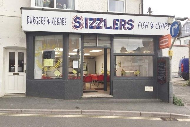 Thumbnail Restaurant/cafe for sale in 9 Princes Street, Bude