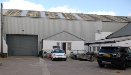 Thumbnail Industrial to let in Unit 11 Lawrence Hill Industrial Park, Croydon Street, Bristol