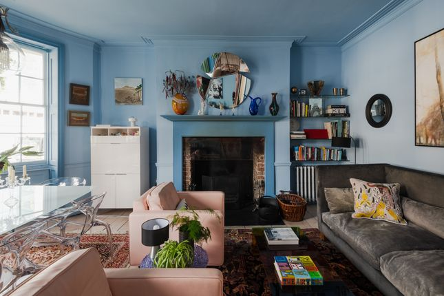Thumbnail End terrace house for sale in Mare Street, London