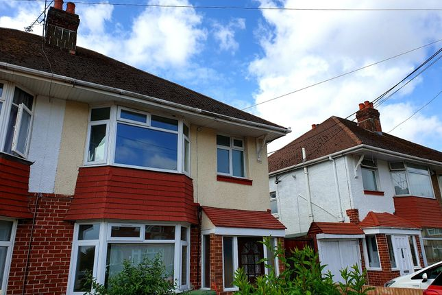 Thumbnail Semi-detached house to rent in Munro Crescent, Southampton