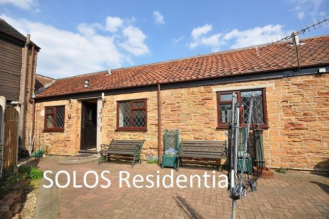 Thumbnail Cottage to rent in Northfield Cottages, Back Lane, Nuthall, Nottingham