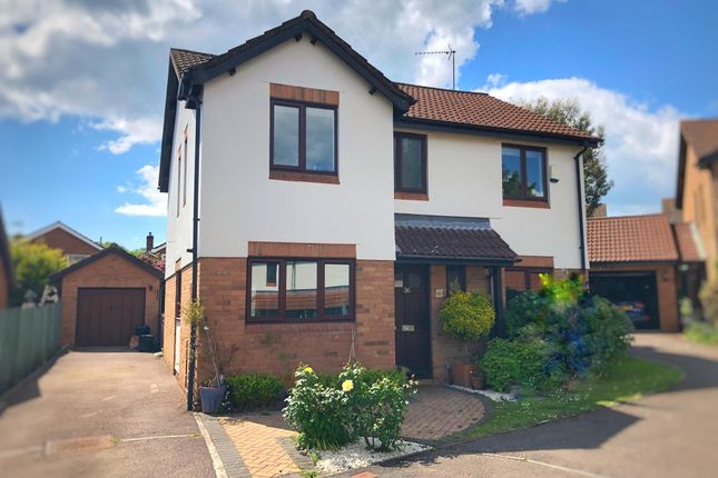 Thumbnail Detached house for sale in Mount Way, Chepstow