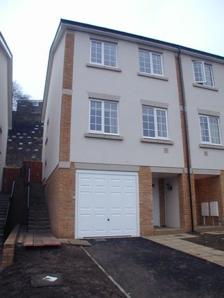 Thumbnail Terraced house to rent in Enbrook Valley, Folkestone