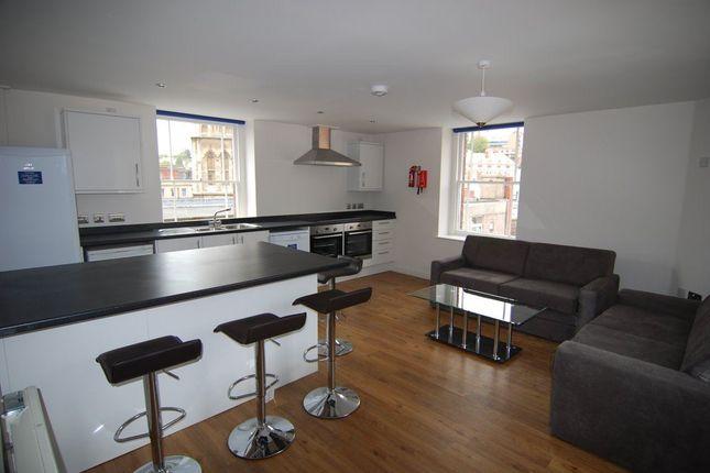Thumbnail Flat to rent in Corn Street, Bristol