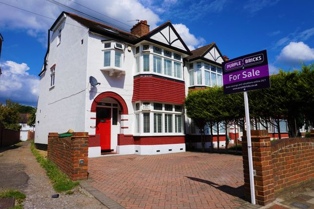 5 bed semi-detached house for sale in Upper Elmers End Road, Beckenham