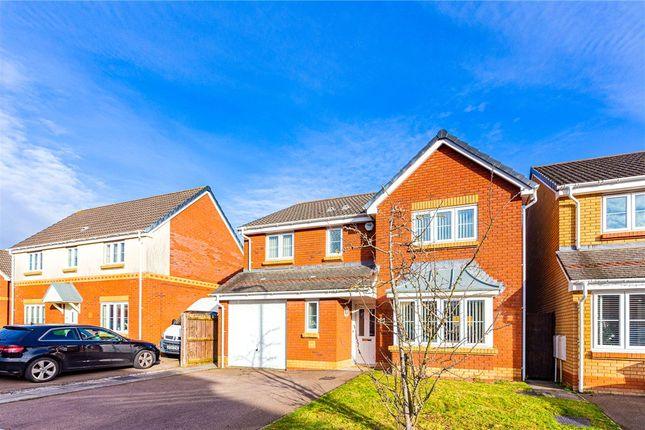 4 bed detached house for sale in Wyncliffe Gardens, Pentwyn, Cardiff CF23
