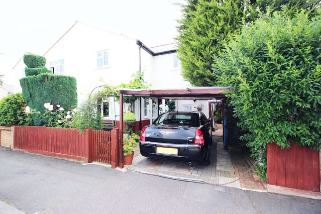 Thumbnail Semi-detached house for sale in Haverhill Road, London