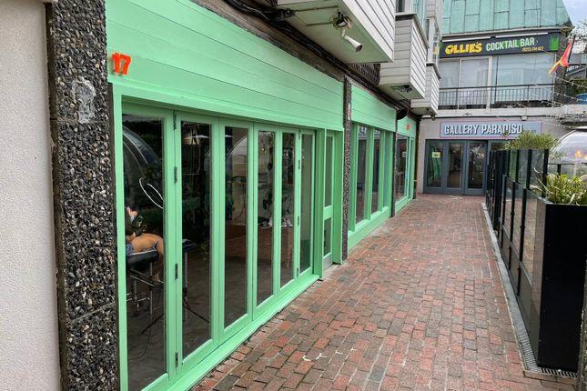 Thumbnail Retail premises to let in 17-19 Brighton Square, Brighton