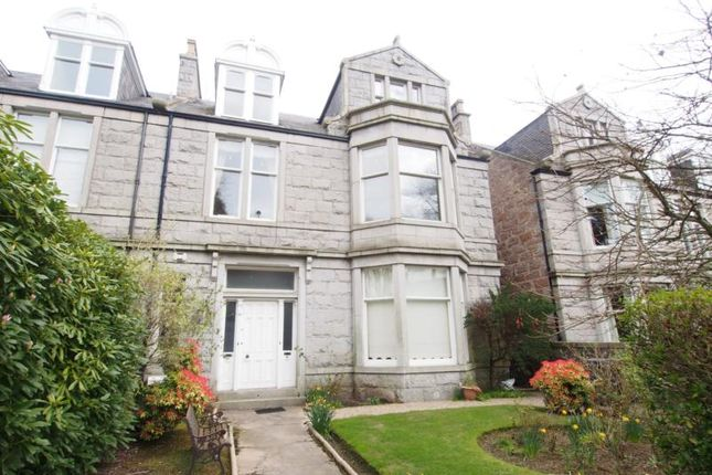 Thumbnail Flat to rent in Forest Road, Aberdeen
