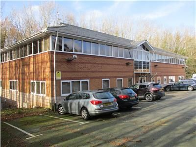Thumbnail Business park for sale in Woodlands House Parc Menai, Bangor, Gwynedd