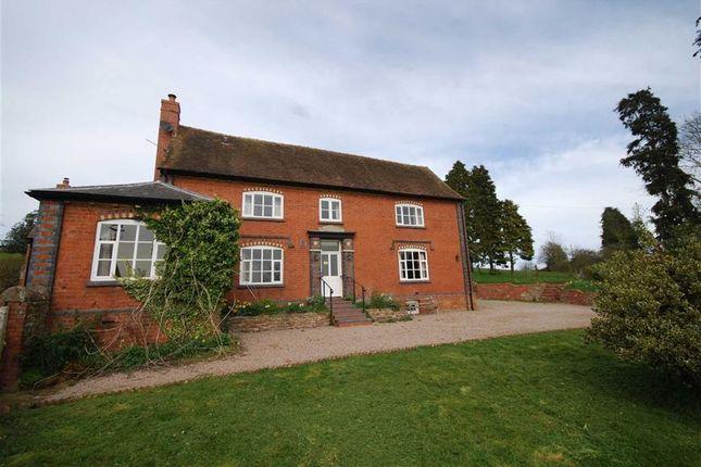 Thumbnail Detached house to rent in Bosbury, Ledbury