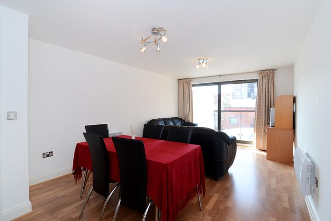 Thumbnail Flat to rent in Montaigne Close, London