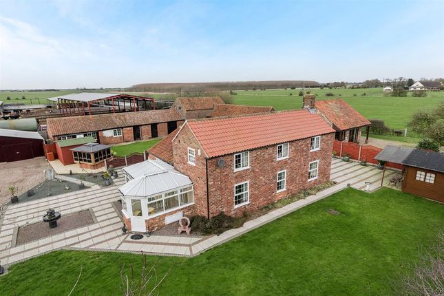 Thumbnail Detached house for sale in Ingoldmells Road, Near Burgh Le Marsh, Addlethorpe, Skegness