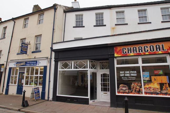 Thumbnail Property to rent in Market Place, Whitehaven