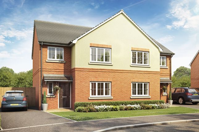 Thumbnail Semi-detached house for sale in Guinea Hall Lane, Banks, Southport