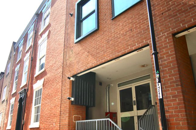 Thumbnail Flat to rent in Hoods Hideout, Hounds Gate, Nottingham