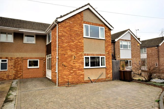 Thumbnail Semi-detached house for sale in Billing Road East, Northampton