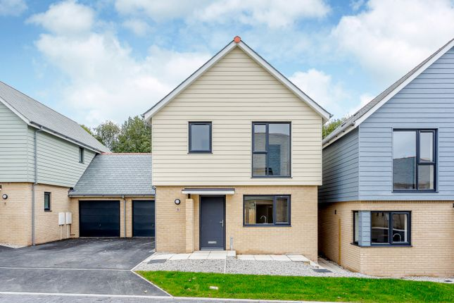 Thumbnail Detached house for sale in Clovelly Road, Bideford