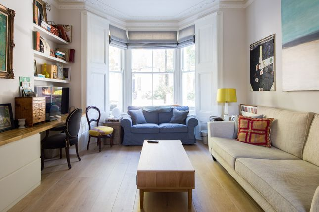 Thumbnail Flat to rent in Hammersmith Grove, London