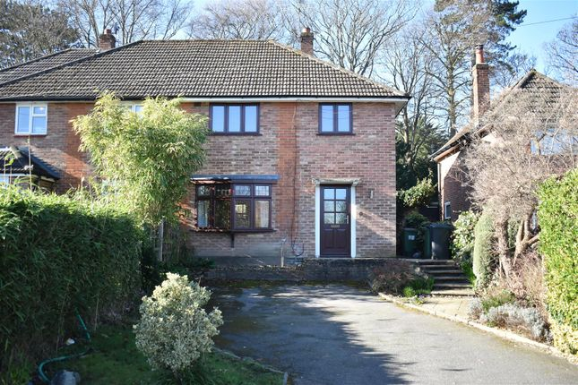 3 bed semi-detached house to rent in Newenham Road, Bookham, Leatherhead KT23