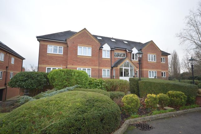 Thumbnail Flat for sale in Wentworth Court, Evington, Leicester