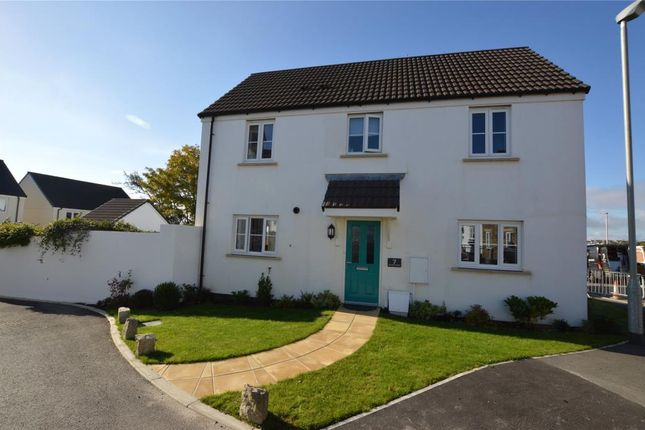 Thumbnail Detached house to rent in Scawns Close, Dobwalls, Liskeard, Cornwall