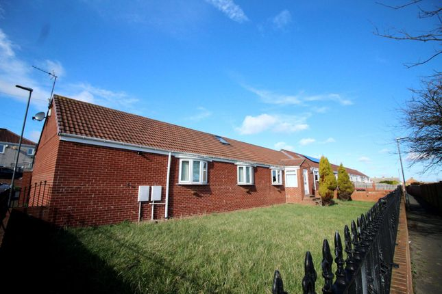 Thumbnail Bungalow for sale in Penzance Court, Murton, Seaham