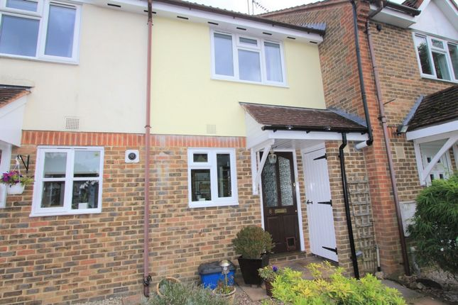 2 bed terraced house for sale in Oberon Close, Borehamwood