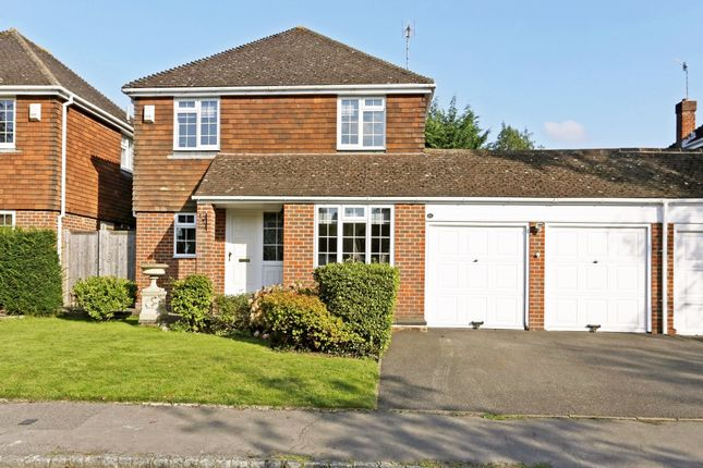 Thumbnail Detached house to rent in Knights Templar Way, High Wycombe
