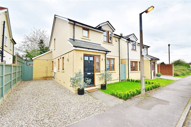 Thumbnail Detached house for sale in Cherry Gardens, Bishop's Stortford