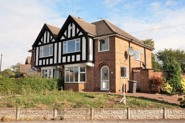 Thumbnail Semi-detached house to rent in Sandringham Drive, Nottingham