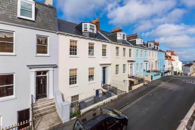Thumbnail Terraced house to rent in Mount Durand, St. Peter Port, Guernsey