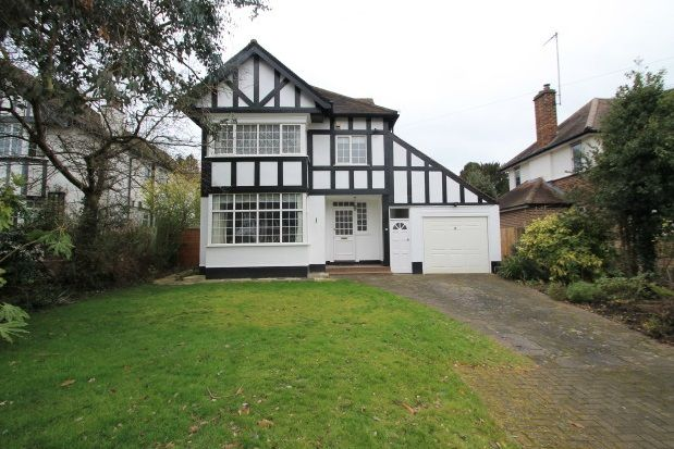 Thumbnail Property to rent in Mayfield Avenue, Orpington