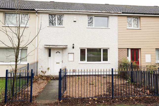 Thumbnail Town house to rent in Paxton Gardens, Nottingham