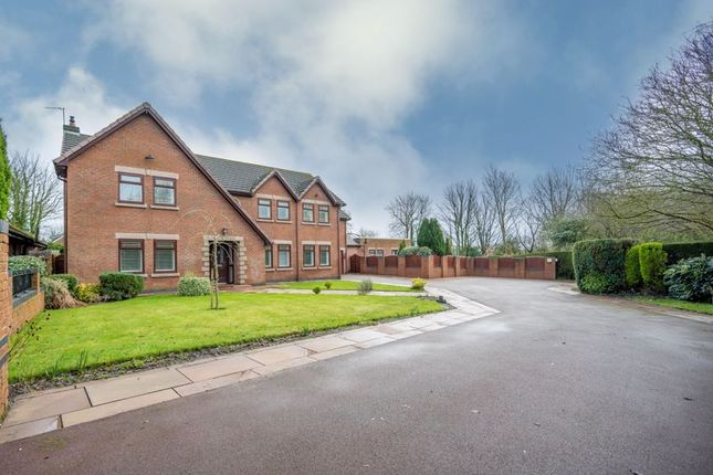 5 bed detached house for sale in Sandfield Park, Aughton, Ormskirk L39