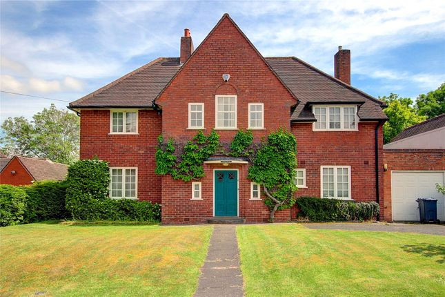Thumbnail Detached house for sale in Swarthmore Road, Bournville Village Trust, Selly Oak, Birmingham