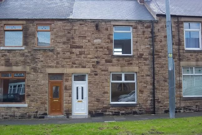 Thumbnail Terraced house to rent in Esh Terrace, Langley Park, Durham