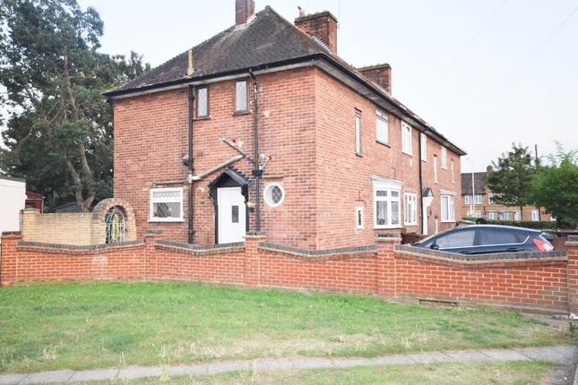 Thumbnail Semi-detached house to rent in Lindsey Road, Dagenham, Essex