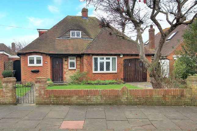 Thumbnail Bungalow for sale in Smugglers Walk, Goring-By-Sea, Worthing, West Sussex
