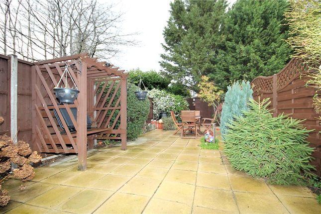 Garden of Melton Fields, Epsom KT19