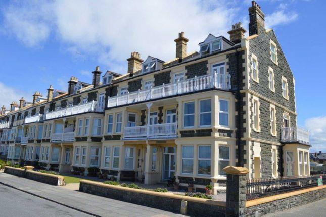2 bed flat for sale in Marine Parade, Tywyn, Gwynedd LL36