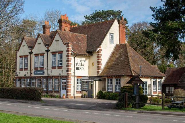 Thumbnail Restaurant/cafe for sale in The Bulls Head, Ewhurst, Surrey