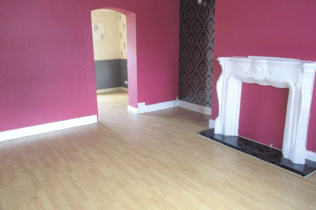 Thumbnail Terraced house to rent in Wensleydale Terrace, Blyth