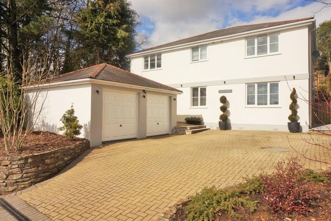 Thumbnail Detached house for sale in New Road, Liskeard