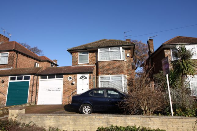 Thumbnail Link-detached house for sale in Lowther Drive, Enfield