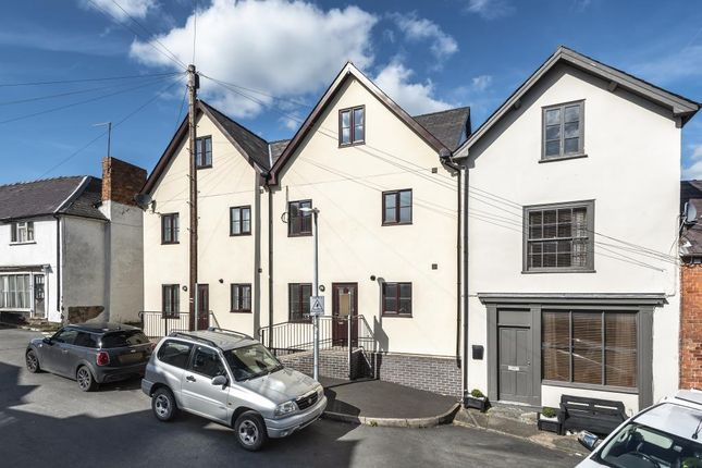 Semi-detached house for sale in Market Street Knighton, Powys LD7,
