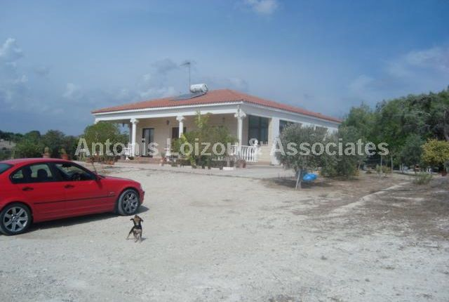 2 bed bungalow for sale in Mazotos, Cyprus