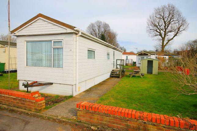 Thumbnail Land to rent in Grove Farm Park, Mytchett Road, Mytchett, Camberley