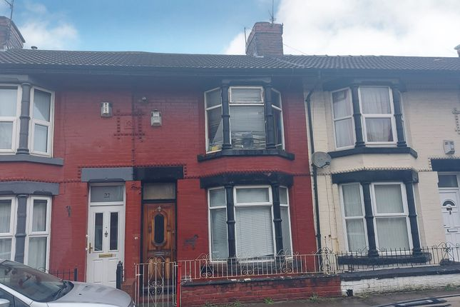 3 bed terraced house for sale in 20 Lily Road, Liverpool, Merseyside L21